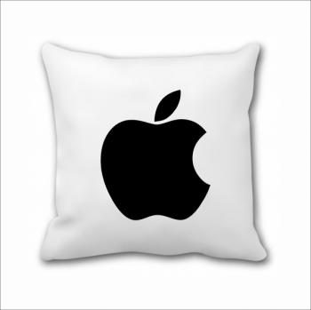 Декоративная подушка с рисунком