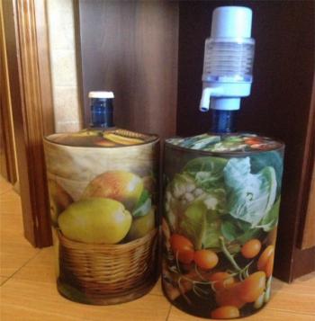 Чехол на бутыль19 литров